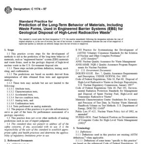 ASTM C 1174 – 97 pdf free download