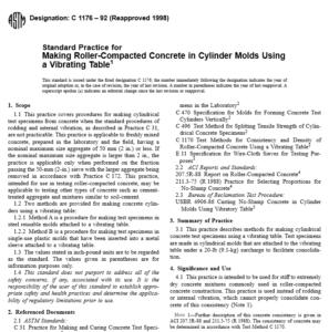 ASTM C 1176 – 92 pdf free download