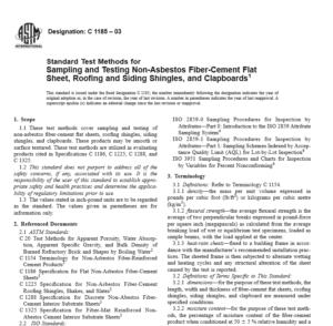 ASTM C 1185 – 03 pdf free download