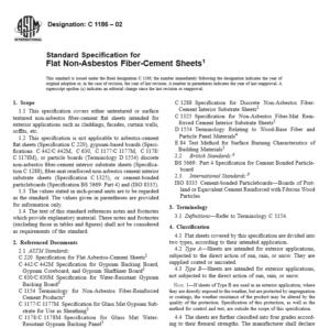 ASTM C 1186 – 02 pdf free download