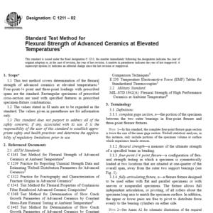 ASTM C 1211 – 02 pdf free download