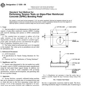 ASTM C 1230 – 96 pdf free download - Civil Engineers Standards