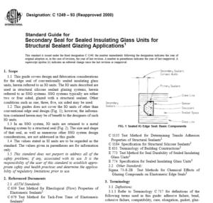 ASTM C 1249 – 93 pdf free download