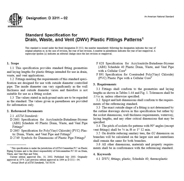 ASTM D 3311 – 02 pdf free download - Civil Engineers Standards