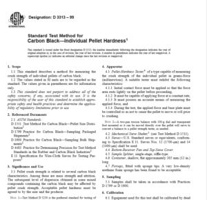 ASTM D 3313 – 99 pdf free download - Civil Engineers Standards