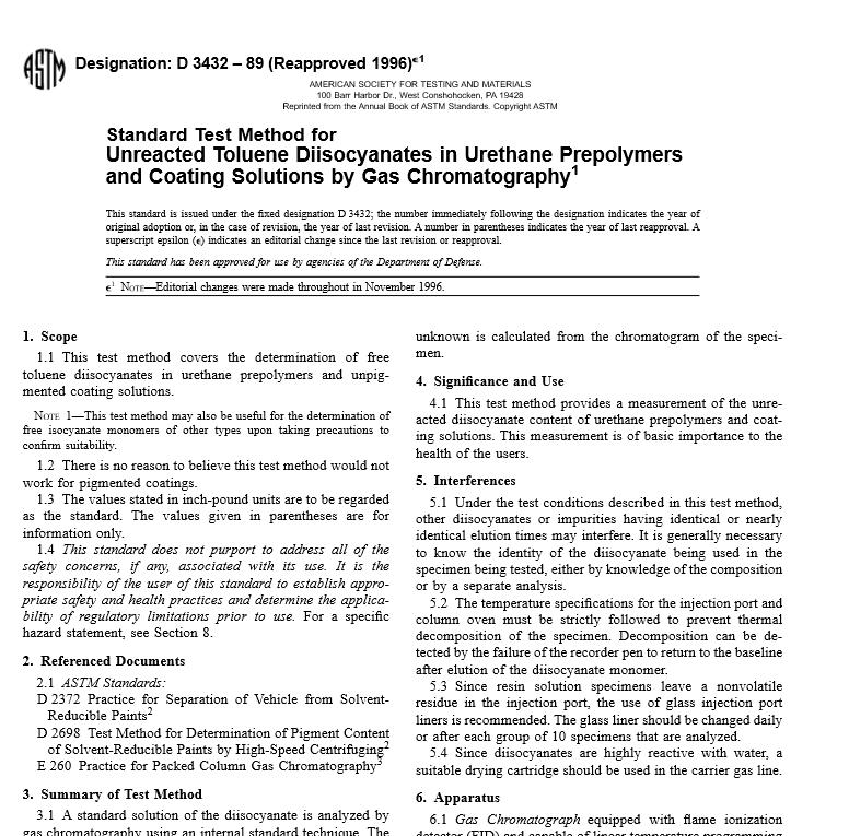 ASTM D 3432 – 89 pdf free download - Civil Engineers Standards