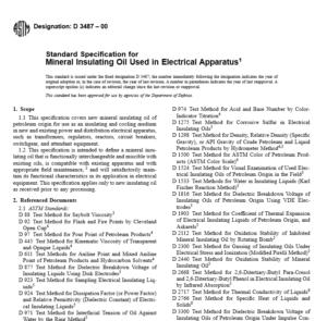 ASTM D 3487 – 00 pdf free download