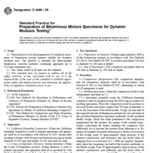 ASTM D 3496 – 99 pdf free download