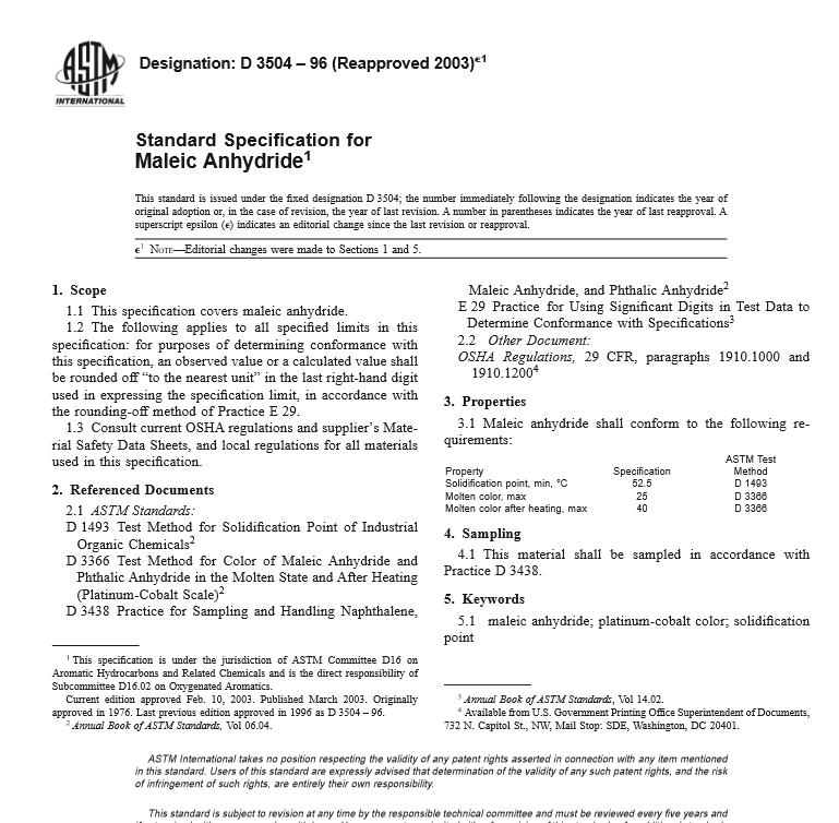 ASTM D 3504 – 96 pdf free download - Civil Engineers Standards