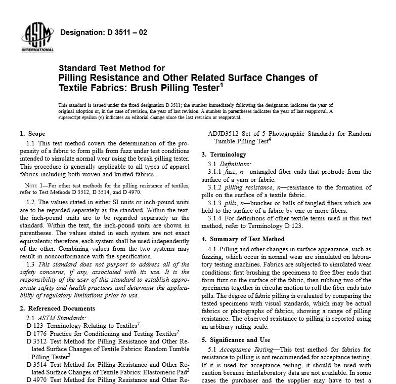 ASTM D 3511 – 02 pdf free download - Civil Engineers Standards