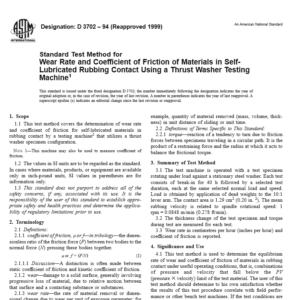 ASTM D 3702 – 94 pdf free download