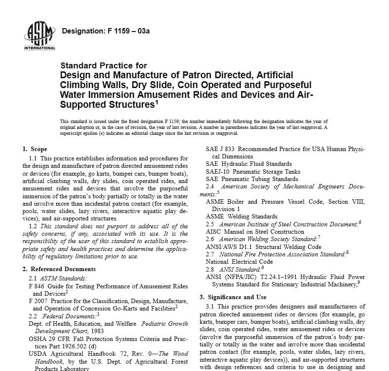 Astm F 1159 03a Pdf Free Download Civil Engineers Standards