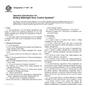 ASTM F 1197 – 00 pdf free download